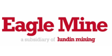 Lundin Mining, Eagle Mine logo