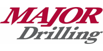 Major Drilling logo